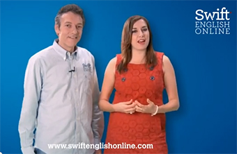 Producción audiovisual de Quelinka para Swift English Online