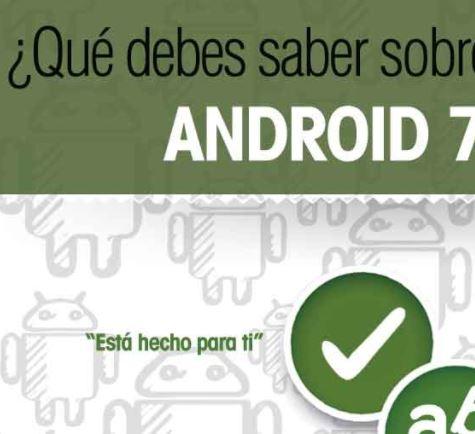 Android 7.0 Nougat en 10 claves