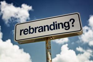Rebranding. Cambiando el nombre de una marca