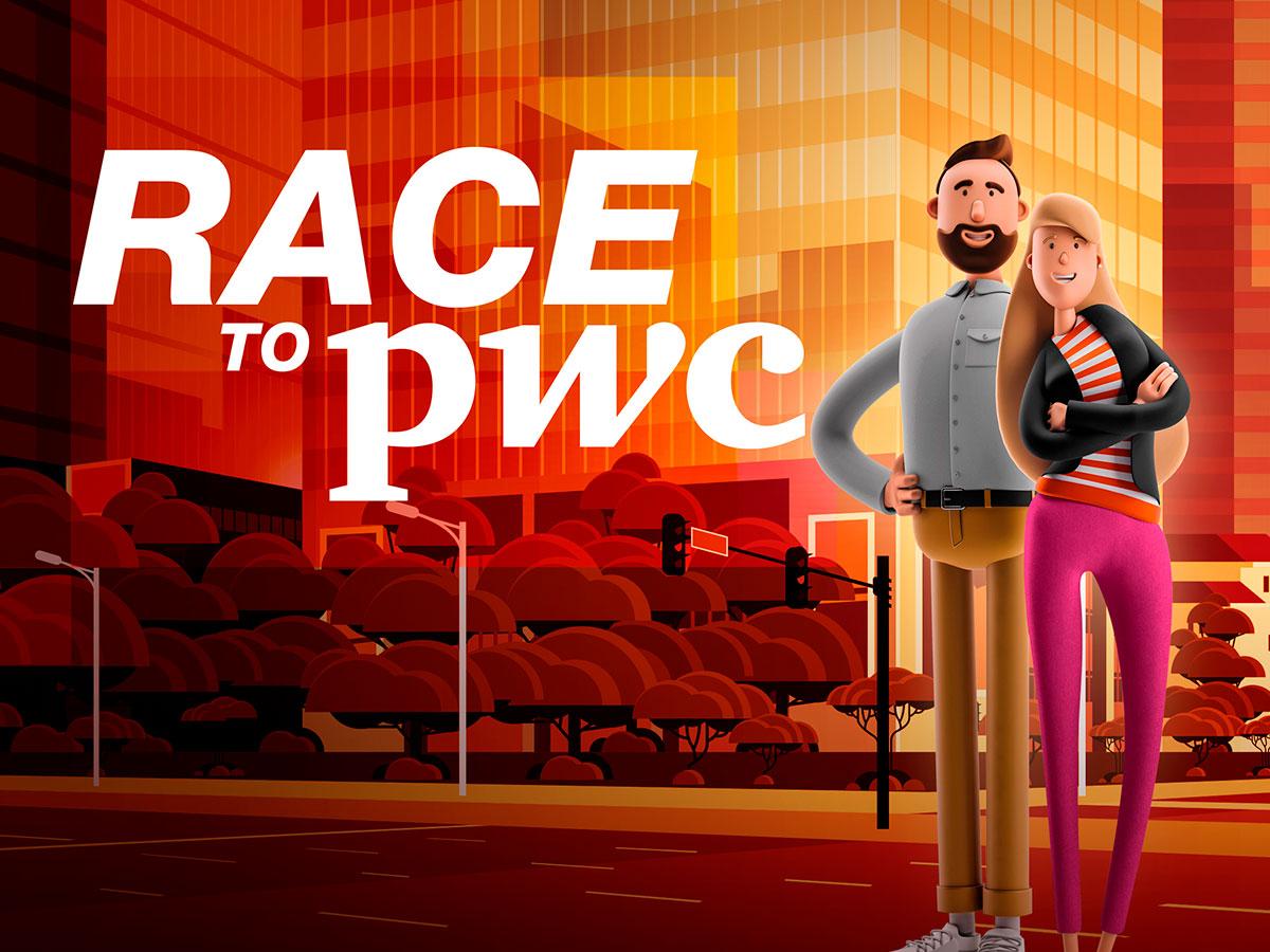 Race TO PwC