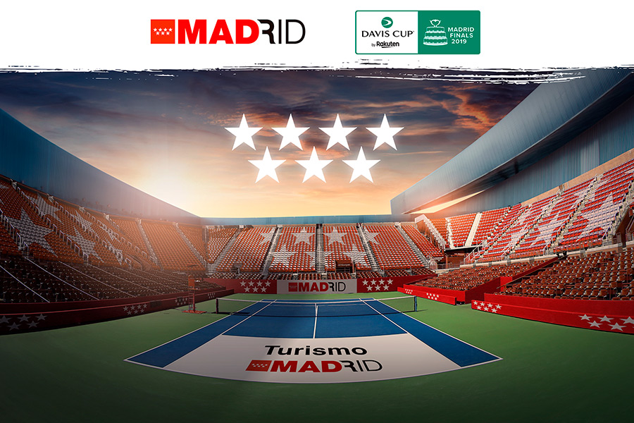 Turismo Madrid · Copa Davis